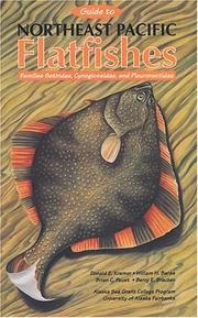 Cover of: Guide to Northeast Pacific flatfishes |