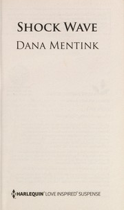 Cover of: Shock Wave | Dana Mentink