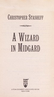 Cover of: A wizard in Midgard