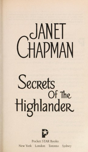 Secrets of the Highlander by Janet Chapman
