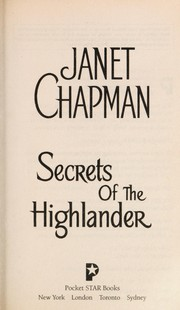 Cover of: Secrets of the Highlander | Janet Chapman
