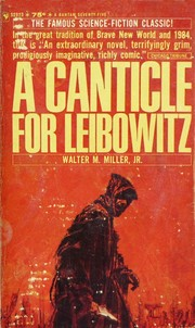Cover of: A  canticle for Leibowitz | Walter M. Miller