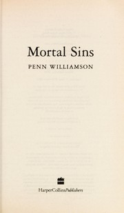Cover of: Mortal sins