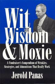 Wit, Wisdom & Moxie