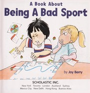 Cover of: A Book about Being a Bad Sport |