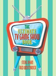 The Ultimate TV Game Show Book by