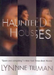 Cover of: Haunted Houses | Lynne Tillman