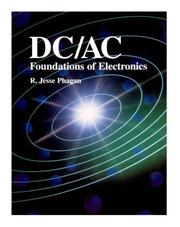 Cover of: DC/AC foundations of electronics