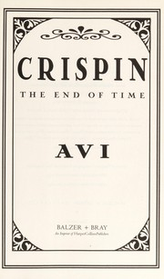 Cover of: Crispin : the end of time |
