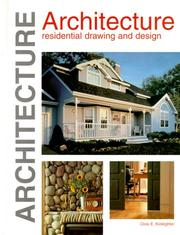 Architecture by Clois E. Kicklighter, Joan C. Kicklighter, Ronald J. Baird