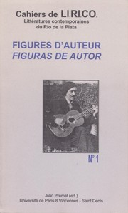 Cover of: Figuras de autor by