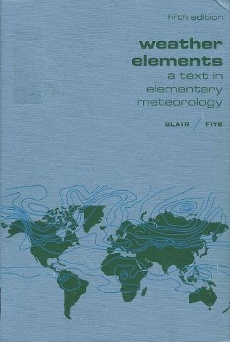 Weather elements by Thomas A. Blair