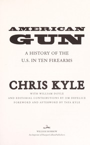 Cover of: American gun