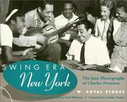 Cover of: Swing era New York | W. Royal Stokes