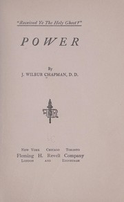 Cover of: ...Power
