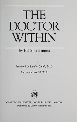 The doctor within by Hal Zina Bennett