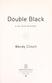 Cover of: Double black