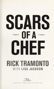 Cover of: Scars of a chef