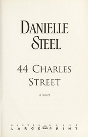 Cover of: 44 Charles Street: a novel