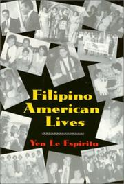 Cover of: Filipino American lives