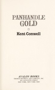 Cover of: Panhandle Gold