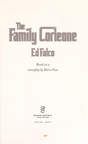 Cover of: The family Corleone
