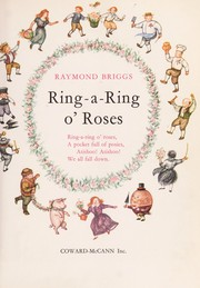 Cover of: Ring-a-ring o' roses