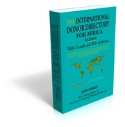 Cover of: The International Donor Directory for Africa Vol IV