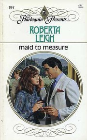 Cover of: Maid To Measure | Roberta Leigh