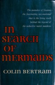 Cover of: In search of mermaids