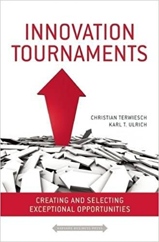 Innovation tournaments by C. Terwiesch
