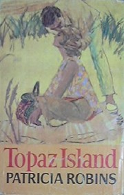 Cover of: Topaz Island