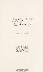 Cover of: Leave it to chance : a novel |