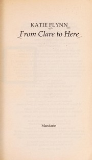 Cover of: From Clare to here
