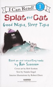 Cover of: Good night, sleep tight