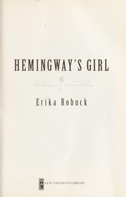 Cover of: Hemingway's girl