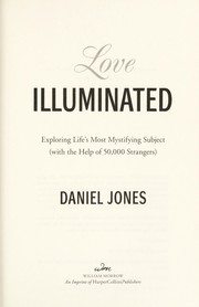 Cover of: Love illuminated