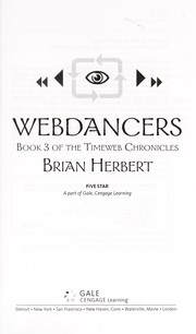 Cover of: Webdancers