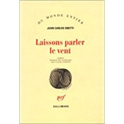 Cover of: Laissons parler le vent | Juan Carlos Onetti