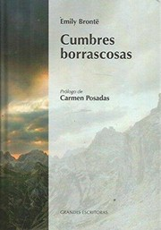 Cover of: Cumbres borrascosas by