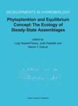 Cover of: Phytoplankton and equilibrium concept : the ecology of steady-state assemblages by