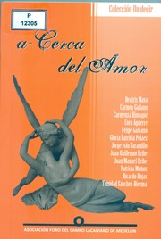 Cover of: A-cerca del amor by