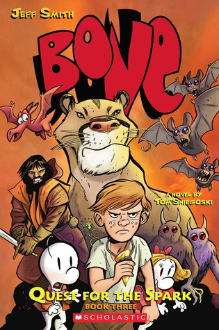 Bone: Quest for the spark by