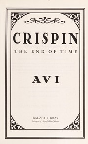 Cover of: Crispin | Avi