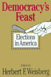 Cover of: Democracy's feast