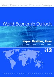 Cover of: World economic outlook. Hopes, realities, risks by