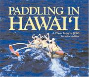 Cover of: Paddling in Hawai