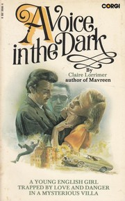 Cover of: A Voice in the Dark by Claire Lorrimer