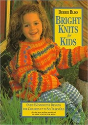 Cover of: Bright knits for kids by