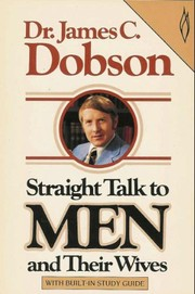 Cover of: Straight Talk to Men and Their Wives (With Built-in Study Guide)